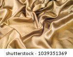fabric made of silk fabric...   Shutterstock . vector #1039351369