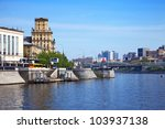 moscow  russia   may 6 ... | Shutterstock . vector #103937138