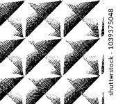 black and white grunge stripe... | Shutterstock .eps vector #1039375048