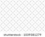flower geometric pattern.... | Shutterstock .eps vector #1039381279