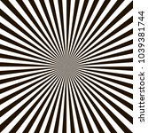 optical illusion  black and...   Shutterstock .eps vector #1039381744