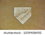 home plate sund on   Shutterstock . vector #1039408450