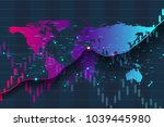 big data analytics and business ... | Shutterstock .eps vector #1039445980