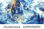 abstract bright motion... | Shutterstock . vector #1039450093