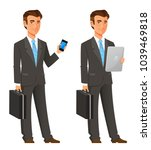 cartoon illustration of a young ... | Shutterstock .eps vector #1039469818