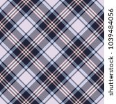 seamless light tartan plaid... | Shutterstock .eps vector #1039484056
