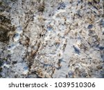 the texture of the dirty snow ... | Shutterstock . vector #1039510306