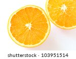 cuted orange | Shutterstock . vector #103951514
