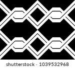 design seamless monochrome... | Shutterstock .eps vector #1039532968