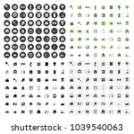 collection real estate  house... | Shutterstock .eps vector #1039540063
