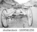 old wild west   Shutterstock . vector #1039581250