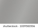 horizontal curved lines... | Shutterstock .eps vector #1039583506