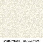 seamless light background with... | Shutterstock .eps vector #1039634926