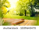 table background of free space... | Shutterstock . vector #1039643470