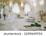 beautiful decoration of a... | Shutterstock . vector #1039649554