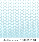 geometric gradient triangle... | Shutterstock .eps vector #1039650148