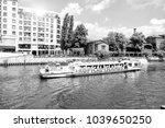 berlin  germany   may 31  2017  ... | Shutterstock . vector #1039650250