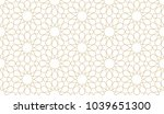 seamless pattern in authentic... | Shutterstock .eps vector #1039651300