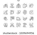 sport well crafted pixel... | Shutterstock .eps vector #1039694956