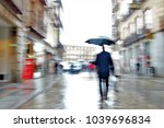 impressionist photo at very low ... | Shutterstock . vector #1039696834