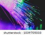 abstract background fiber... | Shutterstock . vector #1039705033