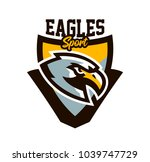 colorful logo  sticker  emblem... | Shutterstock .eps vector #1039747729