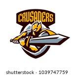 a colorful logo  a sticker  an...   Shutterstock .eps vector #1039747759