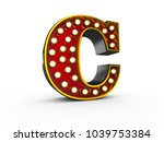 high quality 3d illustration of ... | Shutterstock . vector #1039753384