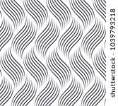 vector pattern with geometric... | Shutterstock .eps vector #1039793218