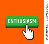 hand mouse cursor clicks the... | Shutterstock .eps vector #1039813438