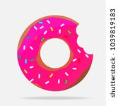 vector icon of a multicolored...   Shutterstock .eps vector #1039819183