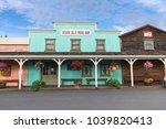 fairbanks  alaska  usa   august ... | Shutterstock . vector #1039820413