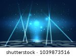 abstract background of digital... | Shutterstock .eps vector #1039873516