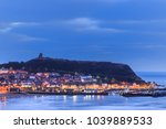 scarborough  england   february ... | Shutterstock . vector #1039889533