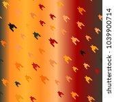 houndstooth pattern. seamless...   Shutterstock .eps vector #1039900714