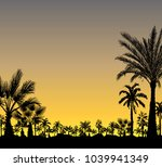 illustration of card with... | Shutterstock . vector #1039941349