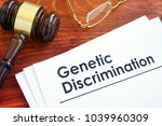 papers about genetic... | Shutterstock . vector #1039960309