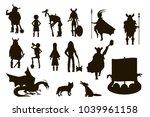 viking  characters set....