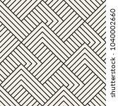 vector seamless pattern. modern ...   Shutterstock .eps vector #1040002660