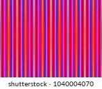 color parallel vertical lines... | Shutterstock . vector #1040004070