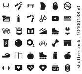 flat vector icon set   diet...   Shutterstock .eps vector #1040013850