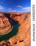 Colorado River Cuts A Deep...