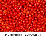 image of many roma tomatoes... | Shutterstock . vector #104002574