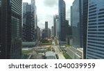aerial  spectacular aerial shot ...   Shutterstock . vector #1040039959