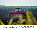 Tractor. Agricultural Machiner...