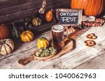 american craft beer | Shutterstock . vector #1040062963