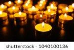 kemerovo  russia  fire in the... | Shutterstock . vector #1040100136