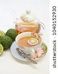 Small photo of Citrus Bergamot and Citrus Bergamot tea