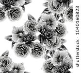 vintage delicate invitation... | Shutterstock . vector #1040160823