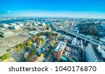 asia business concept for real... | Shutterstock . vector #1040176870